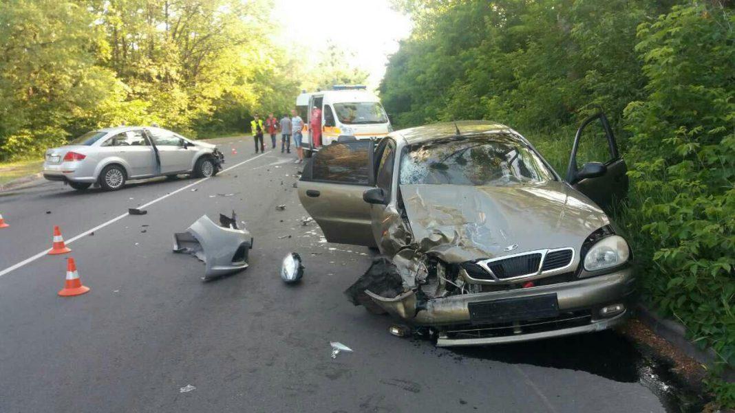 Серьезные аварии на дороге