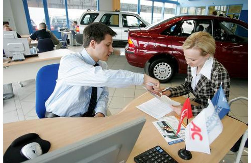 Покупка автомобиля у официального диллера