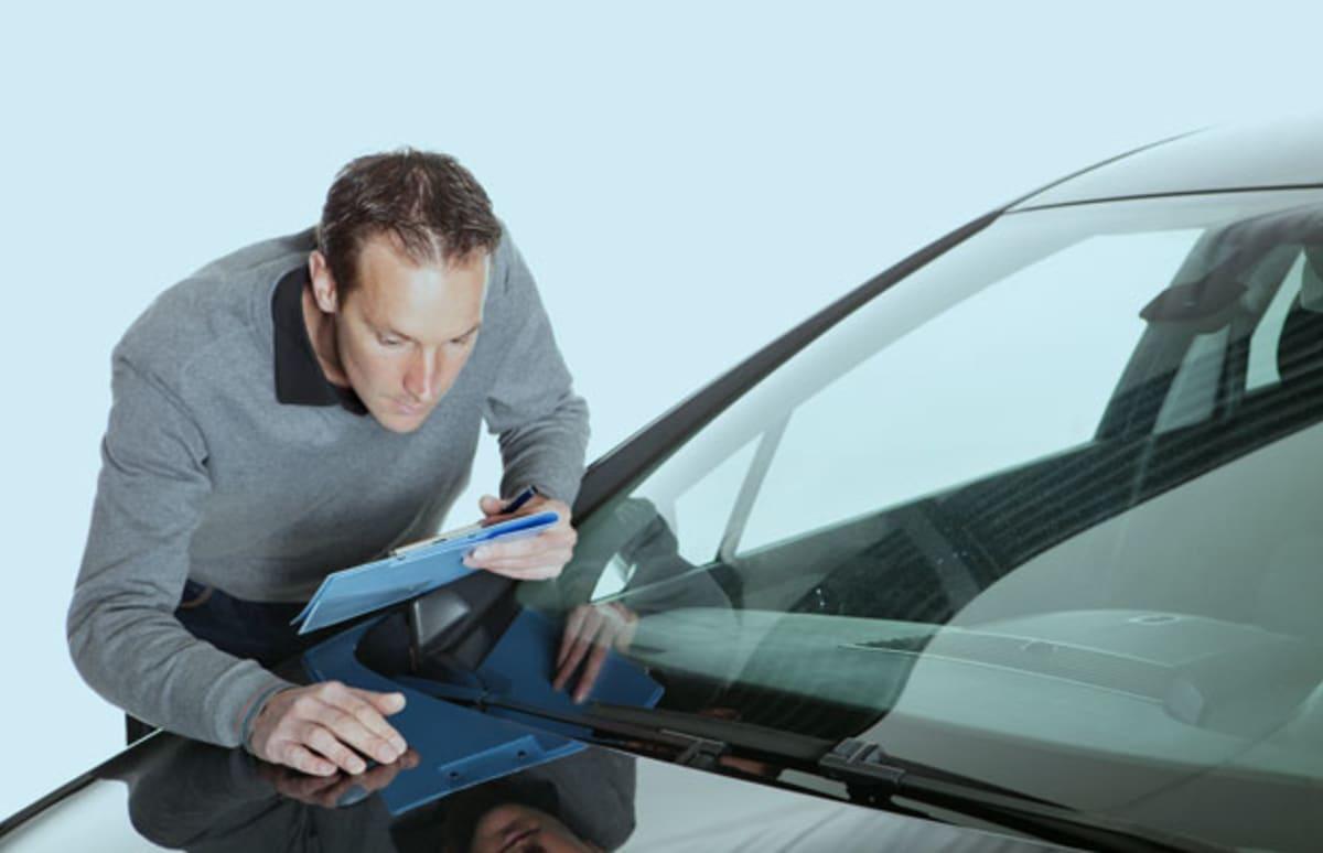 Осмотр автомобиля перед заключением договора страхования КАСКО
