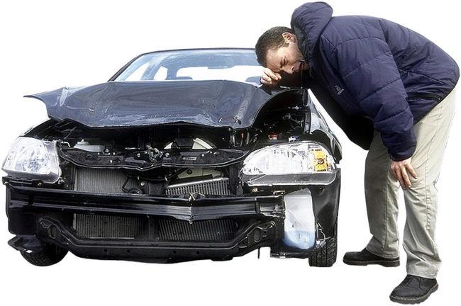 Конструктивная (полная) гибель автомобиля по КАСКО и ОСАГО — Помощь автоюриста при тотале